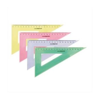 Школа, Треугольник 20 см в ассортименте Рантис 248584, фото