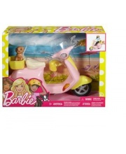 Мопед Дом мечты Barbie Mattel
