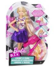 Набор Игра с модой Цветные локоны Mattel