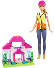 Кукла Кем быть Строитель Barbie Mattel