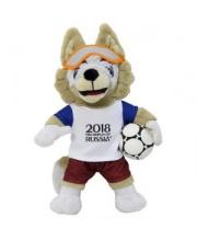 Волк Забивака 28см FIFA 2018