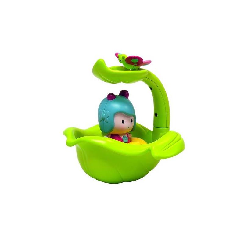 Игрушка для купания Мими Листочек-фонтан от Nils