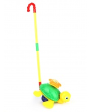 Каталка Черепаха в ассортименте S+S Toys