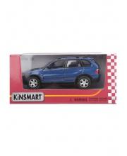 Машина 1:36 BMW X5 инерционная в ассортименте Kinsmart