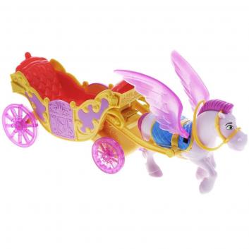 Конь Минимус и волшебная карета