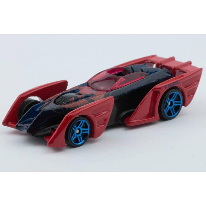 Машинка Hot Wheels Человек-паук Shredster от Nils