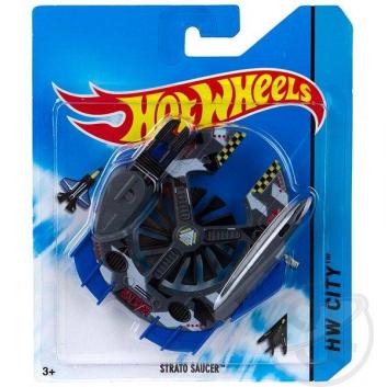 Самолет Hot Wheels Strato Saucer