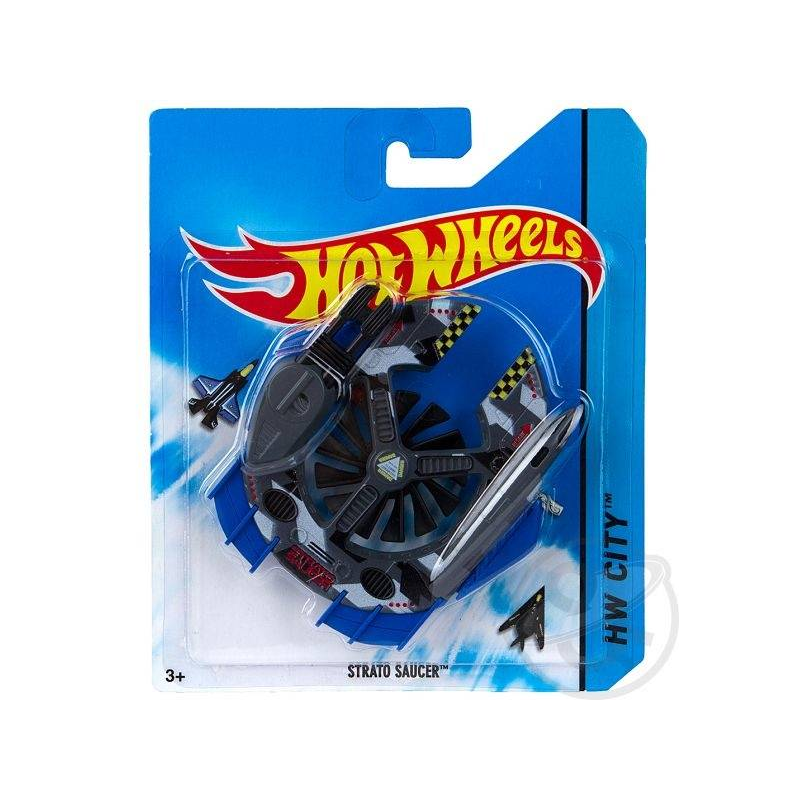 Mattel Самолет Hot Wheels Strato Saucer mattel mattel кукла ever after high мишель мермейд