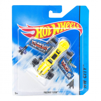 Самолет Hot Wheels Freeway Flyer