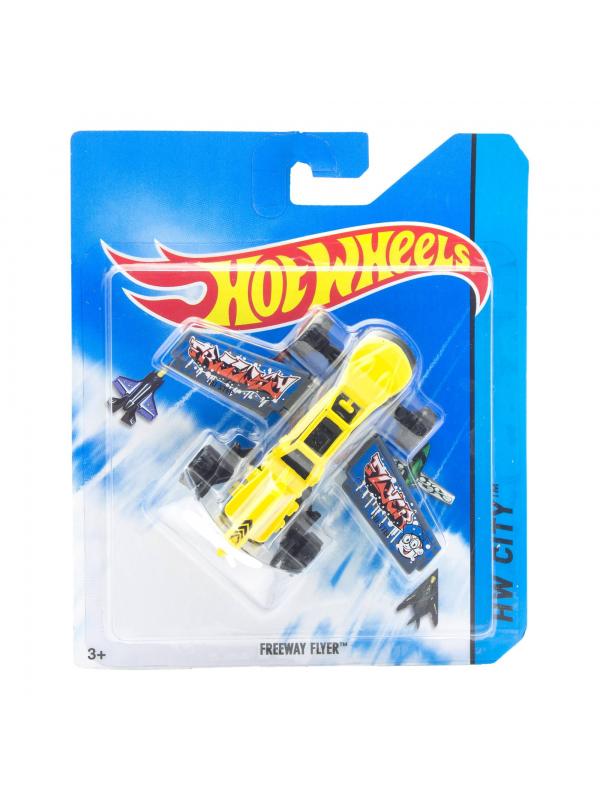 Самолет Hot Wheels Freeway Flyer Mattel
