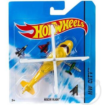 Вертолет Hot Wheels Rescue Blade