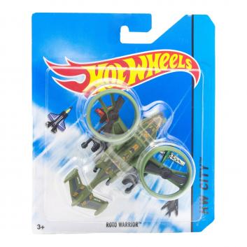 Вертолет Hot Wheels Roto Warrior