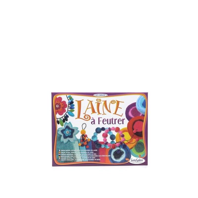 SentoSphere Набор для творчества Бижутерия набор для детского творчества украшения из шерсти sentosphere 829