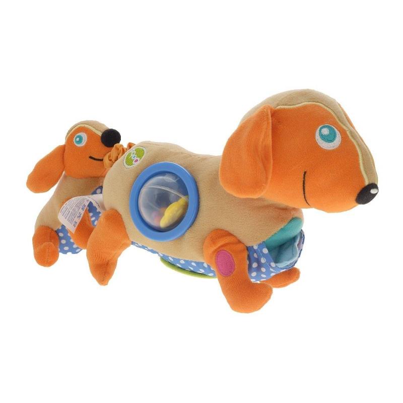 OOPS Развивающая игрушка Собачка погремушки oops игрушка развивающая собачка