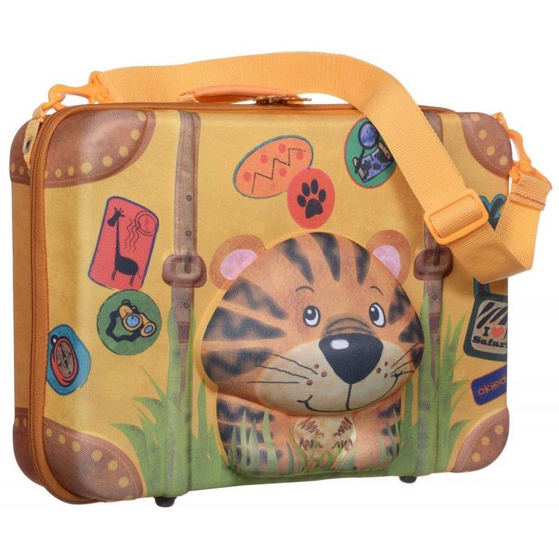 Okiedog Чемодан Тигрёнок чемодан samsonite чемодан 55 см lite biz