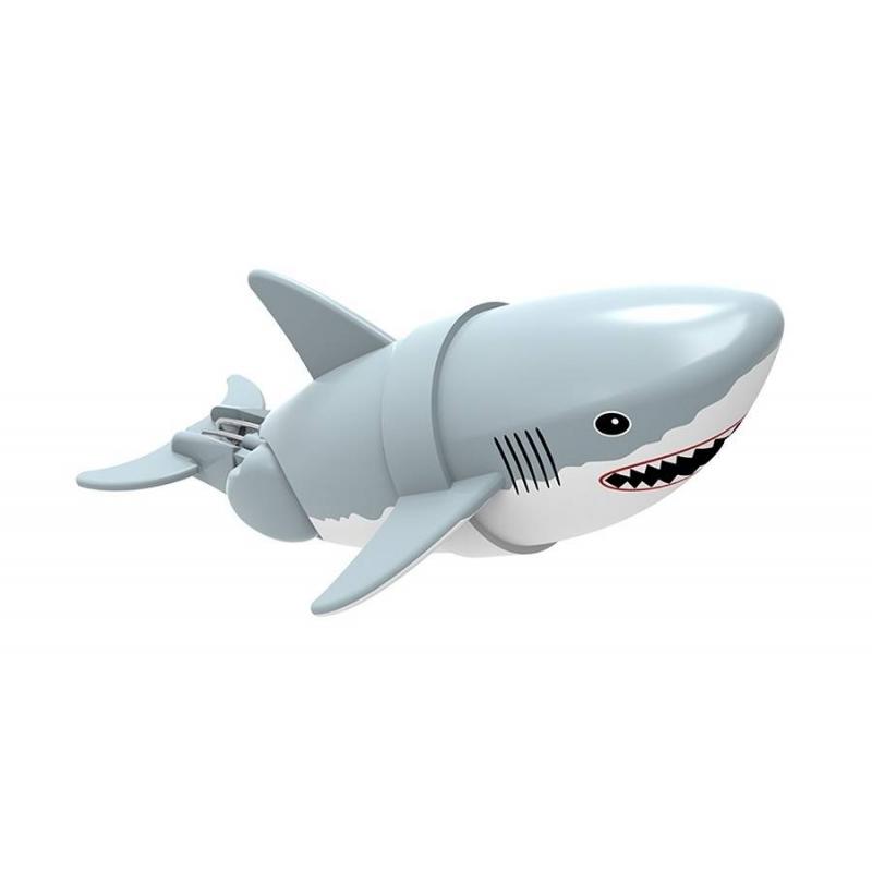 Игрушка для ванны Акула-акробат Джабон 12 см от Nils