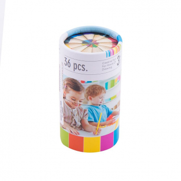 Цветные карандаши в тубе 10 цветов
