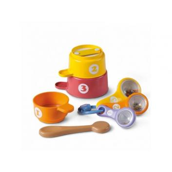 Развивающая игрушка Little Tikes Мерные чашечки 628917