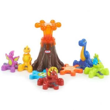 Игрушки, Игрушка Заводные динозавры Little Tikes 634379, фото