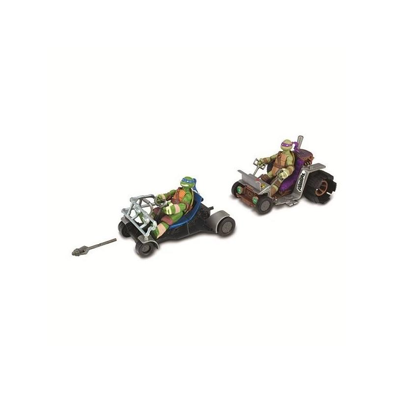 Playmates Toys Патрульные Багги Лео и Дон