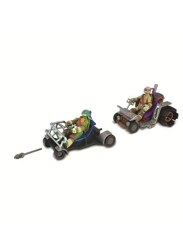 Патрульные Багги Раф и Микки Playmates Toys