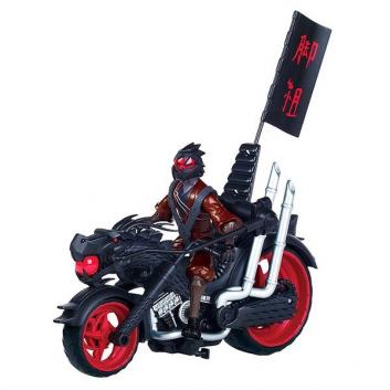 Мотоцикл Черепашки Ниндзя с фигуркой