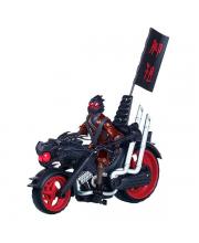 Мотоцикл Черепашки Ниндзя с фигуркой Playmates Toys