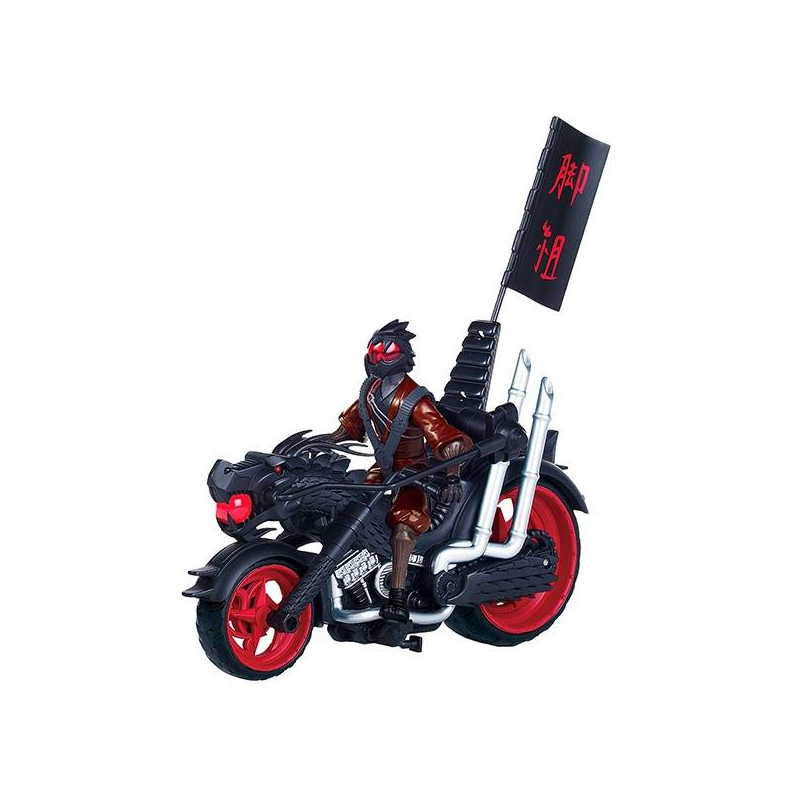 Playmates Toys Мотоцикл Черепашки Ниндзя с фигуркой