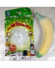 Игрушка-антистресс мммняшка флок банан 1Toy