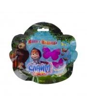Слизь Маша и Медведь в пакете 1Toy