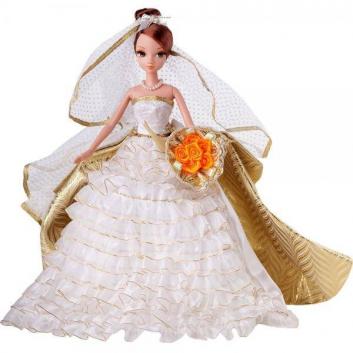 Кукла Осенний вальс 27 см