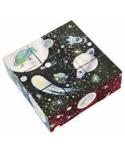 Кубики Космос AR Краснокамская игрушка