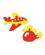 Мозаика набор Самолетик и вертолетик