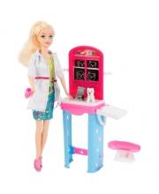 Кукла Ветеринар с аксессуарами
