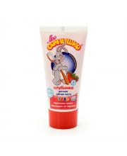 Зубная паста гелевая клубника 75 гр