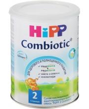 Сухая молочная смесь Combiotic 2 с 6 мес 800 гр Hipp