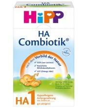 Сухая молочная гипоаллергенная смесь HA Combiotic 1 с 0 мес 500 гр