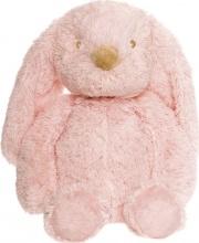 Мягкая игрушка розовый кролик 24 см Teddykompaniet