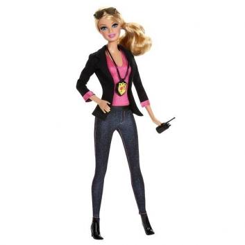 Кукла Barbie Детектив