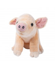 Мягкая игрушка Поросенок 26 см Wild republic