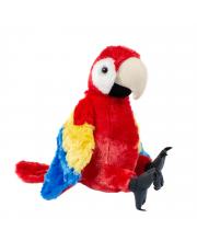 Мягкая игрушка ара 30 см Wild republic