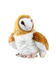 Мягкая игрушка Амбарная сова сипуха 39 см Wild republic