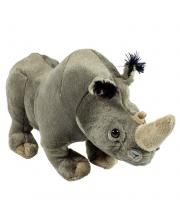 Мягкая игрушка Носорог взрослый 35 см