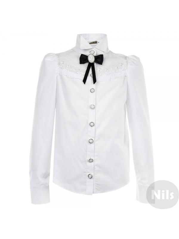 Блузка Маленькая Леди (белый)