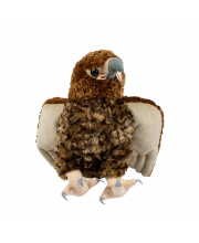 Мягкая игрушка Краснохвостый ястреб 39 см Wild republic