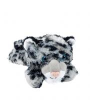 Мягкая игрушка Снежный барс 17 см Wild republic