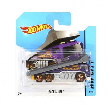 Машинка Hot Wheels Back Slider