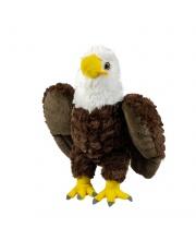 Мягкая игрушка Белоголовый орлан 38 см Wild republic