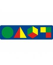 Мозаика с геометричечкими фигурами