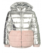 Куртка с меховой отделкой Choupette